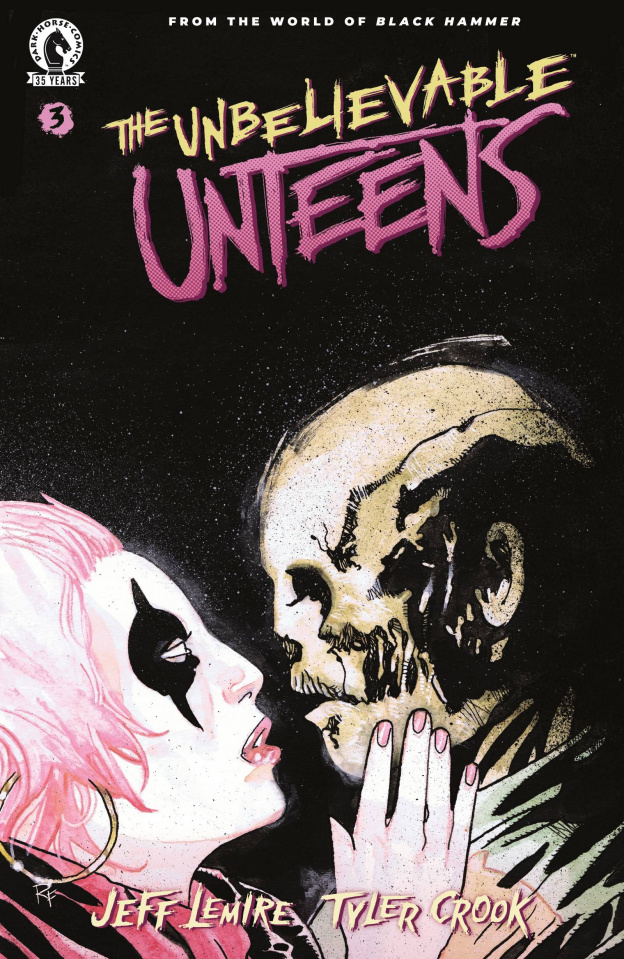 The Unbelievable Unteens #3 (Cover B)