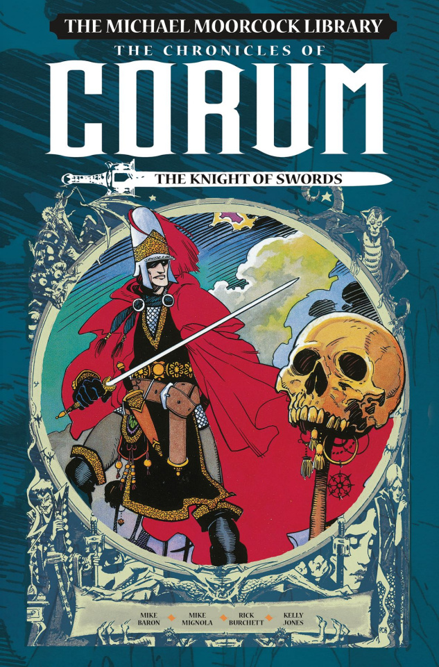 The Chronicles of Corum Vol. 1: The Knight of Swords