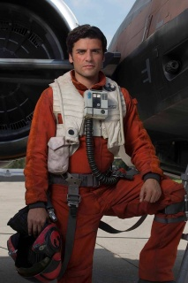 Star Wars: Poe Dameron #1 (Movie Cover)