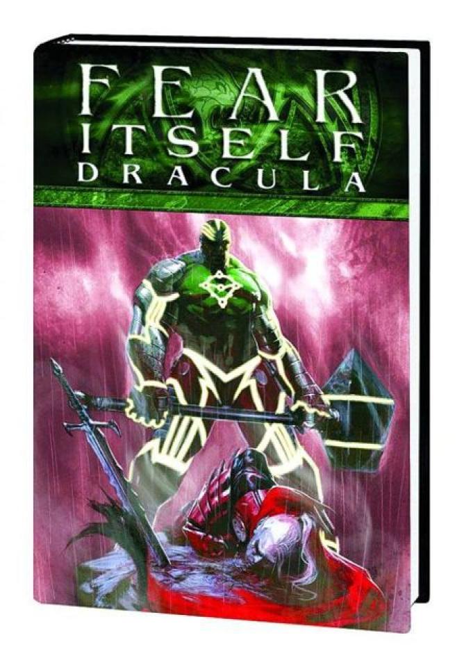 Fear Itself: Dracula