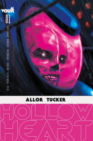 Hollow Heart #1 (Tucker Cover)
