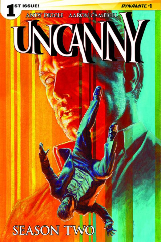 Uncanny, Season Two #1 (Subscription Cover)