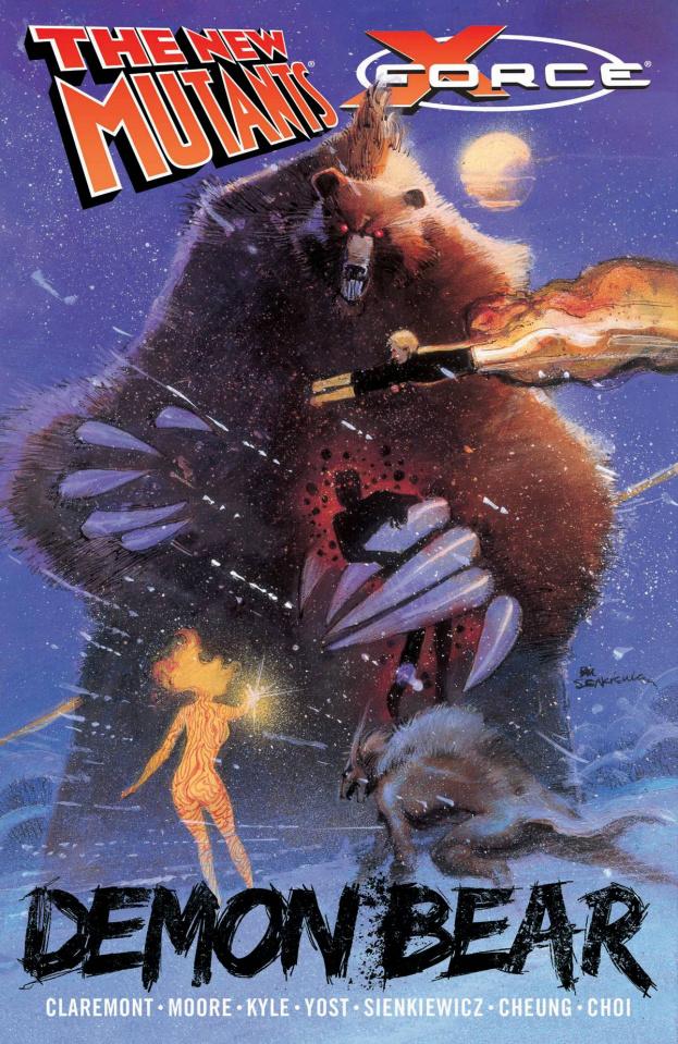 The New Mutants / X-Force: Demon Bear