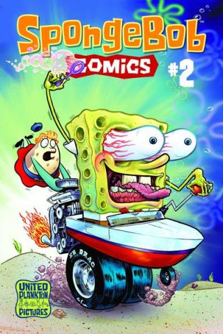 Spongebob Comics #2