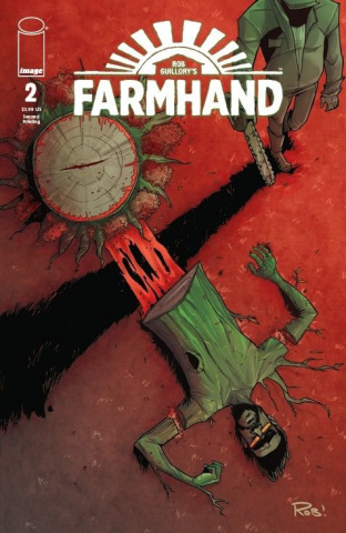 Farmhand #2 (2nd Printing)