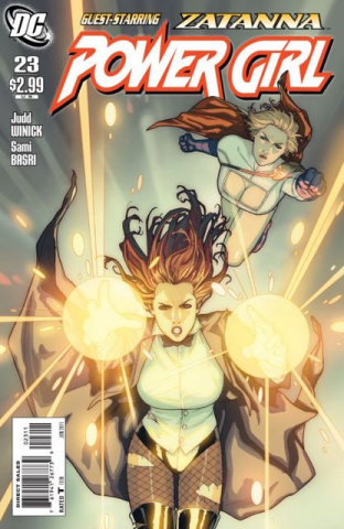 Power Girl #23