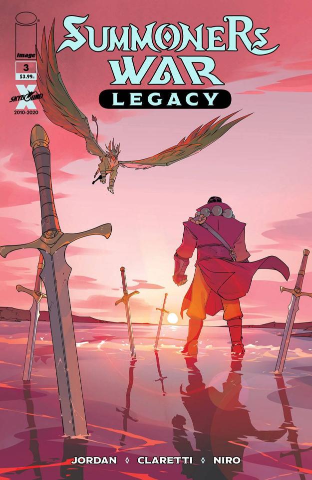 Summoners War: Legacy #3