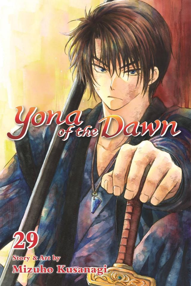 Yona of the Dawn Vol. 29