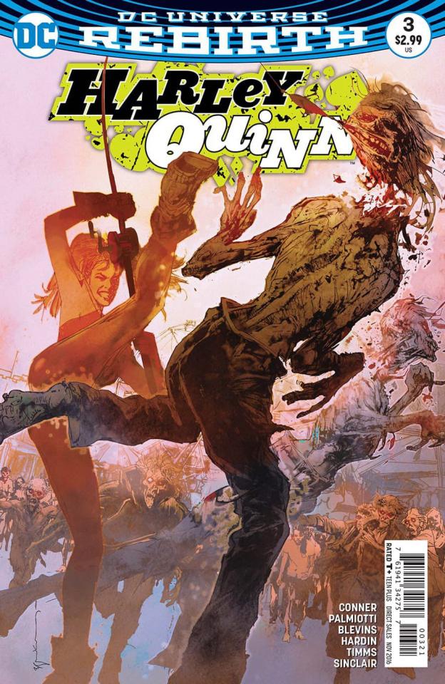 Harley Quinn #3 (Variant Cover)