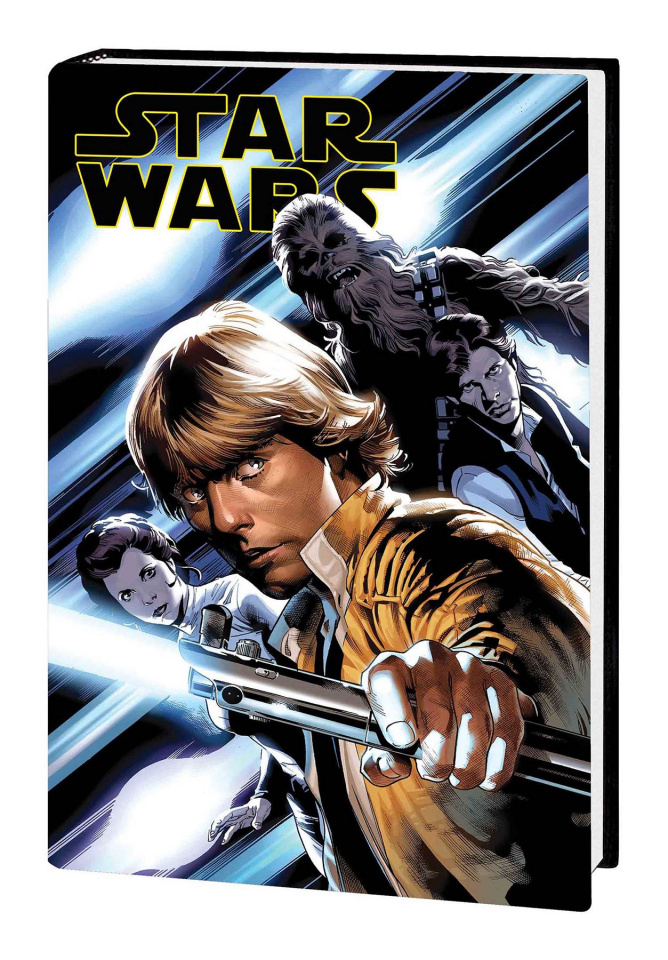 Marvel: The Art of Star Wars