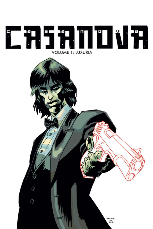 Casanova Vol. 1: Luxuria