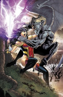 Grimm Fairy Tales #8 (Diaz Cover)