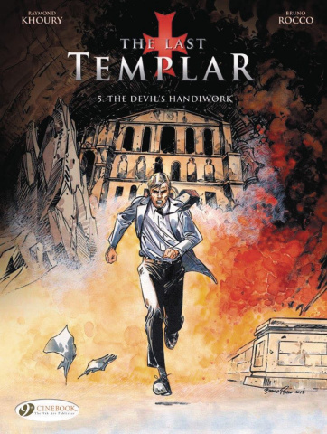 The Last Templar Vol. 5: The Devil's Handiwork