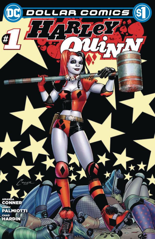 Harley Quinn #1 (Dollar Comics)
