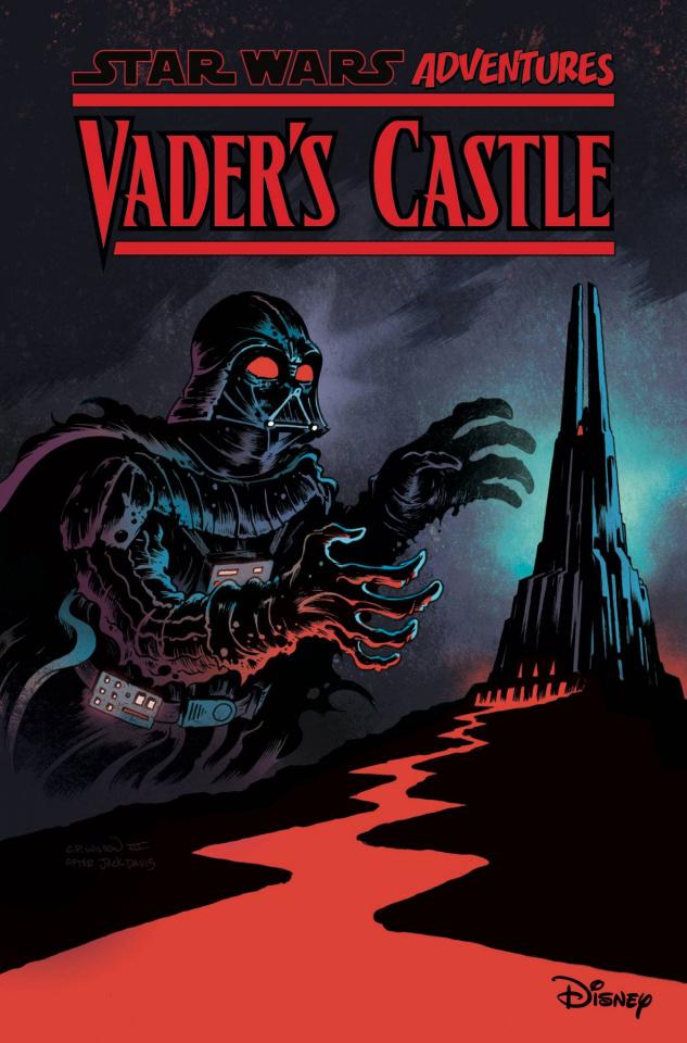 Star Wars Adventures: Vader's Castle
