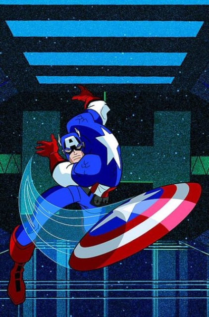 Marvel Adventures: Super Heroes #16