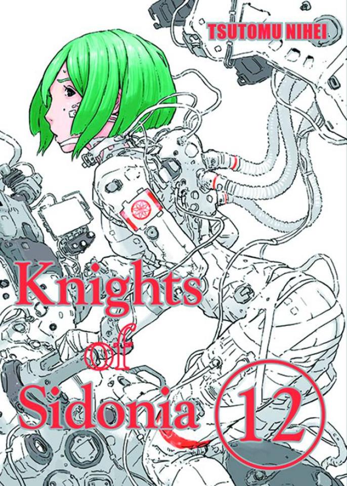 Knights of Sidonia Vol. 12
