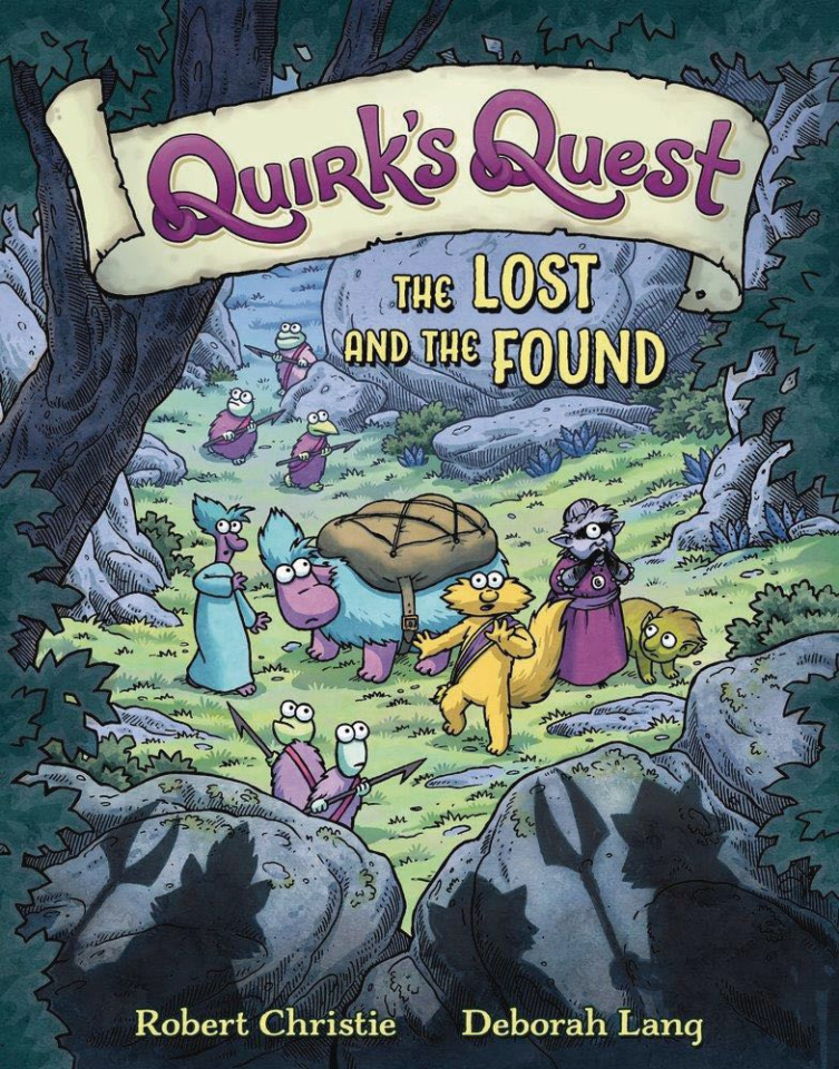 Quirk's Quest Vol. 2: The Lost and the Found