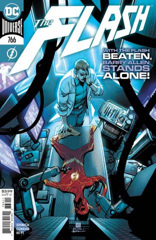The Flash #766 (Bernard Chang Cover)