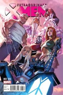 Extraordinary X-Men #3 (Mann Cover)