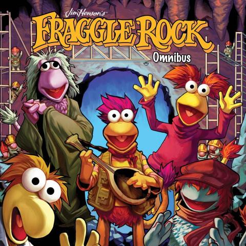 Fraggle Rock (Omnibus)