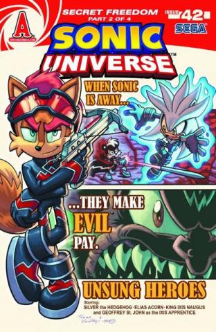 Sonic Universe #42