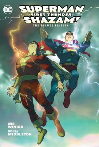 Superman / Shazam: First Thunder