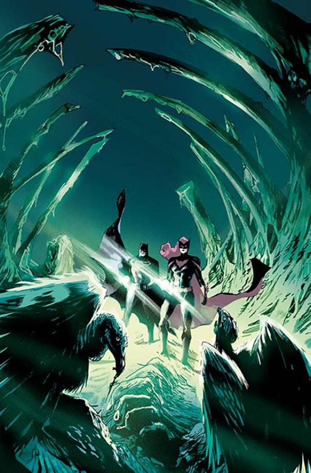 Detective Comics #948 (Variant Cover)
