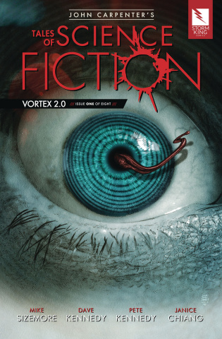 Tales of Science Fiction: Vortex 2 #1
