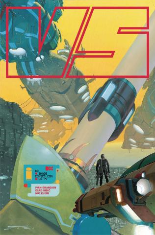 VS #3 (Ribic Cover)