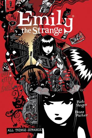 Emily the Strange: All Things Strange