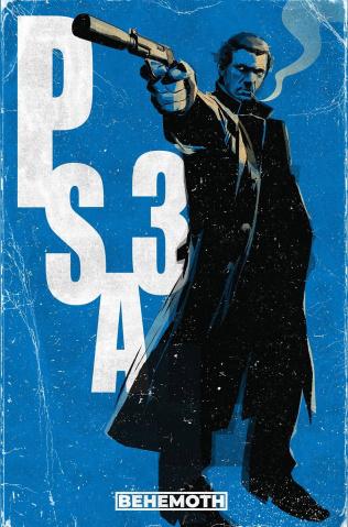 Pop Star Assassin #3 (Basile Cover)