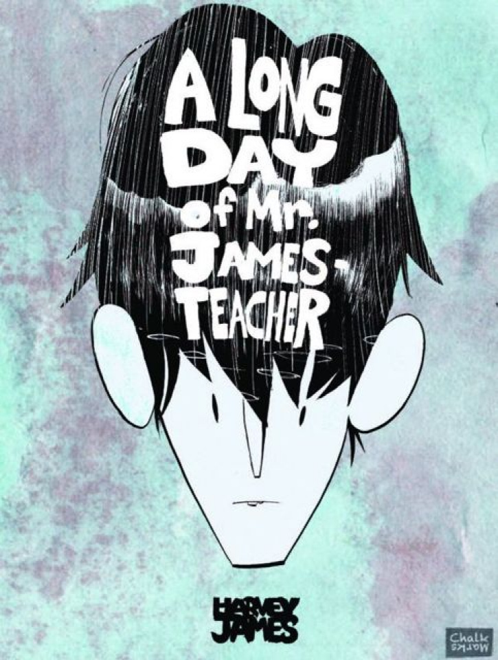 A Long Day of Mr. James Teacher
