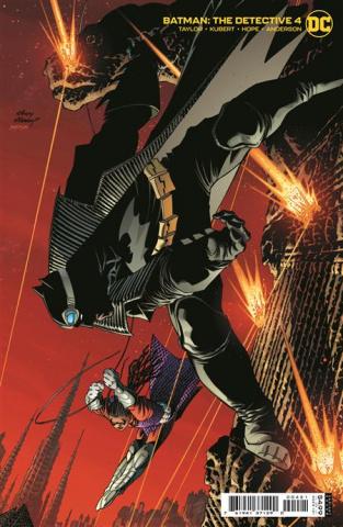 Batman: The Detective #4 (Andy Kubert Card Stock Cover)