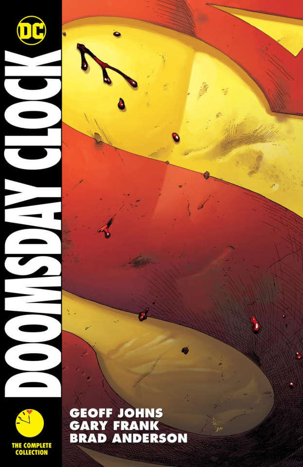 Doomsday Clock (The Complete Collection)