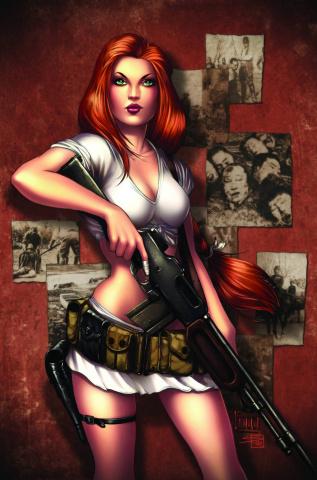 Bar Maid #3 (Tucci Cover)