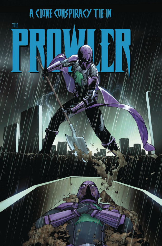 The Prowler #1 (2nd Printing Foreman Cover)