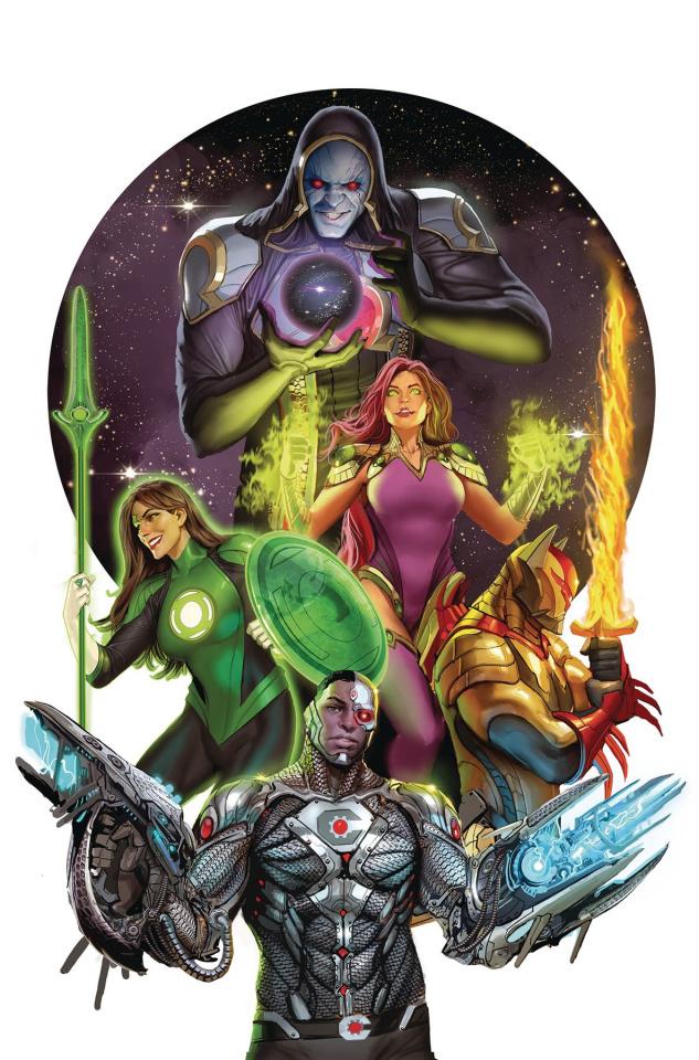 Justice League: Odyssey #1
