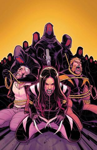 All-New Wolverine #29 Leg