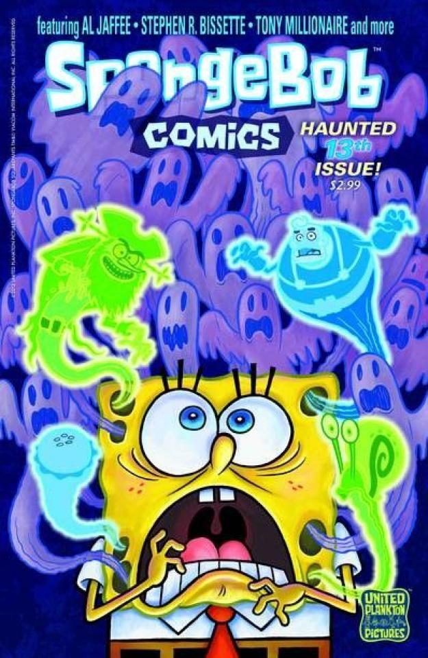Spongebob Comics #13