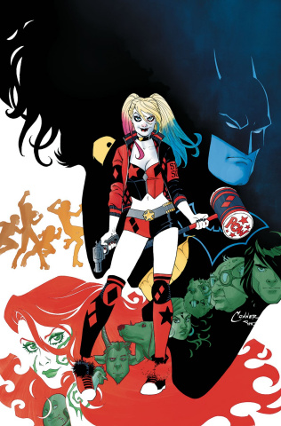 Harley Quinn: Rebirth Book 1