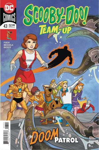Scooby Doo Team-Up #43
