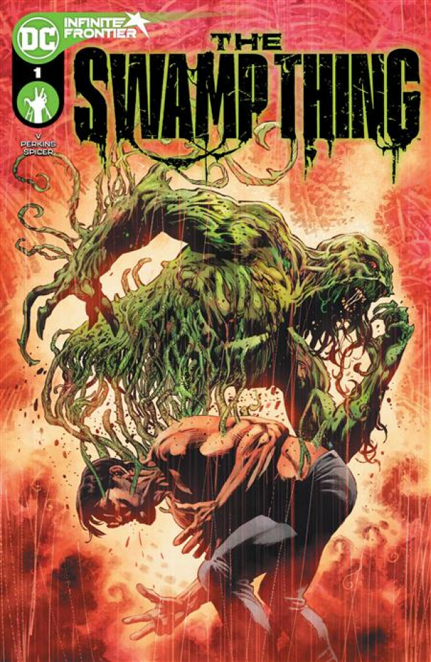 Swamp Thing #1 (Mike Perkins Cover)