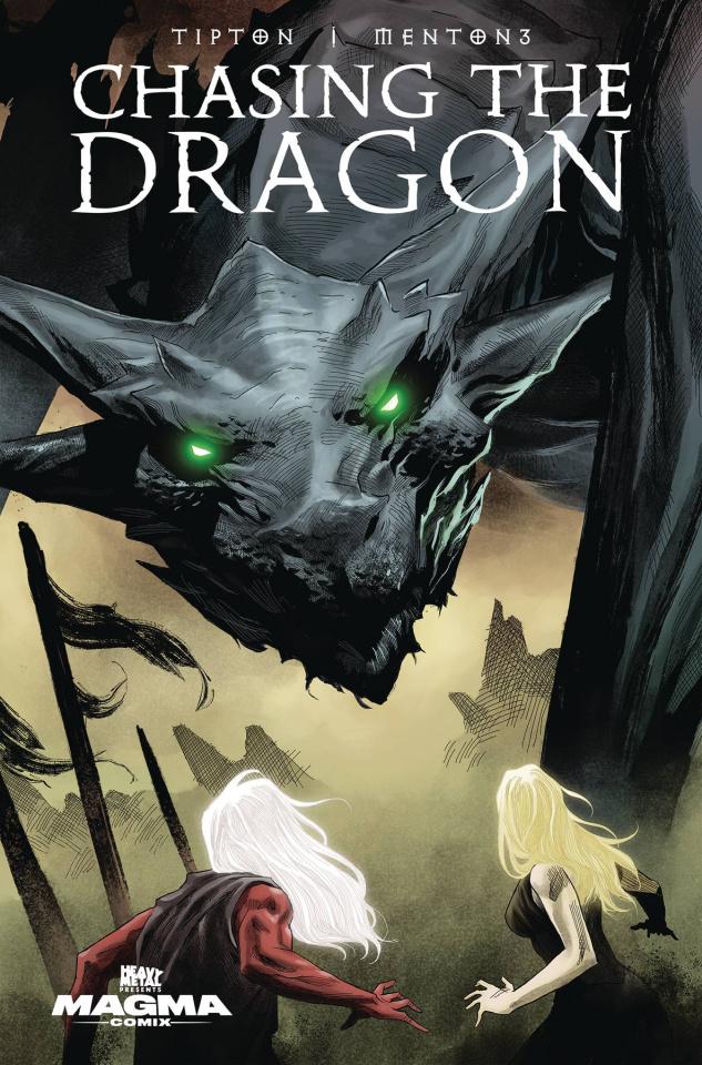 Chasing the Dragon #5 (10 Copy Coccolo Cover)