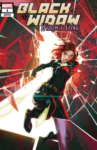 Black Widow: Widow's Sting #1 (Infante Cover)