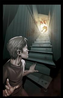 Grimm Fairy Tales: Grimm Tales of Terror #5 (Cafaro Cover)
