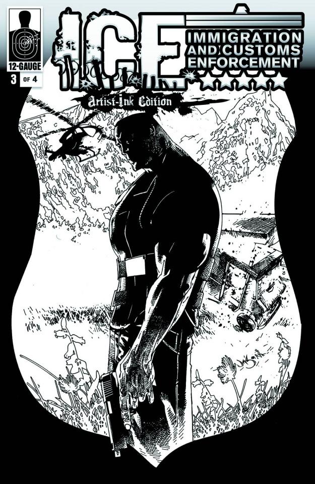 I.C.E.: Critical Mass #3 (10 Copy Cover)