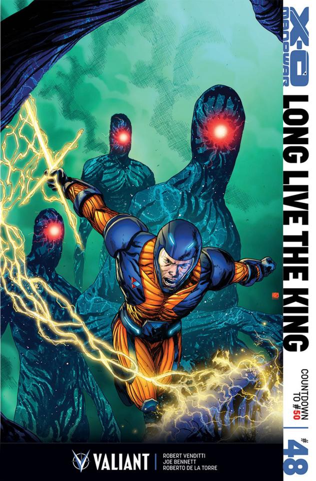 X-O Manowar #48 (Pham Cover)