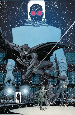Batman: White Knight Presents Von Freeze #1 (Variant Cover)