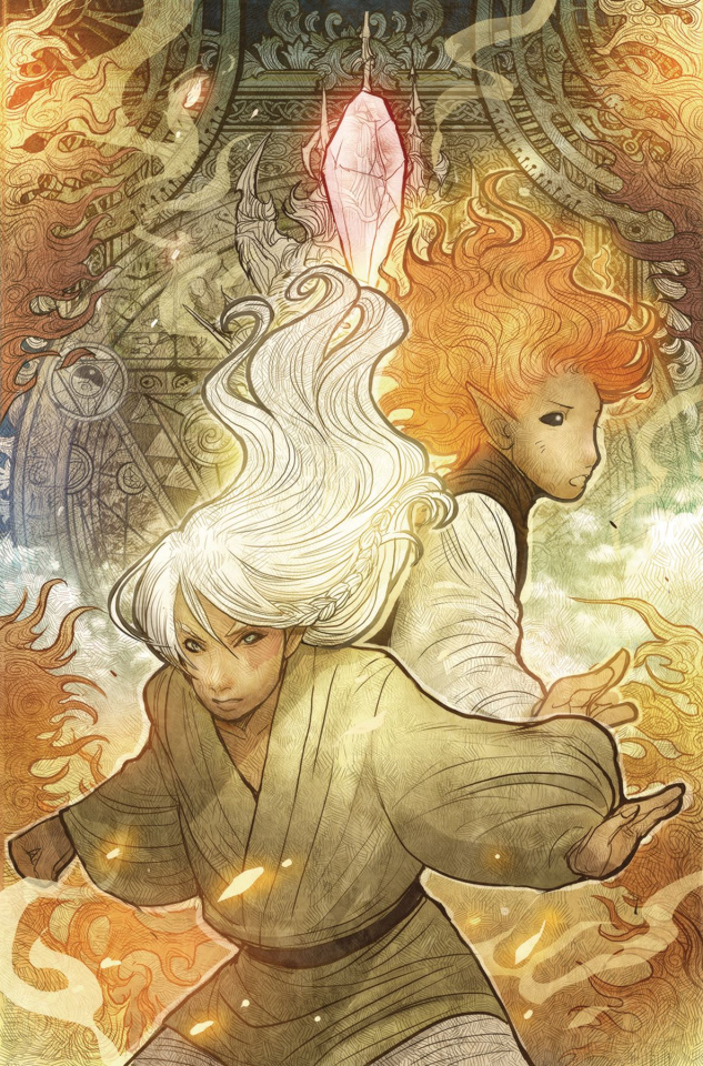 The Power of the Dark Crystal #12 (Takeda Cover)